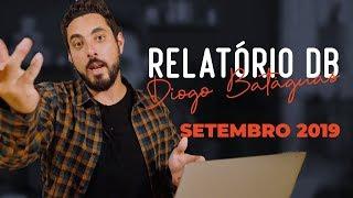RELATÓRIO DB - SETEMBRO 2019