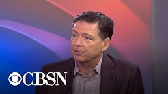 James Comey says FBI never spied on Trump campaign