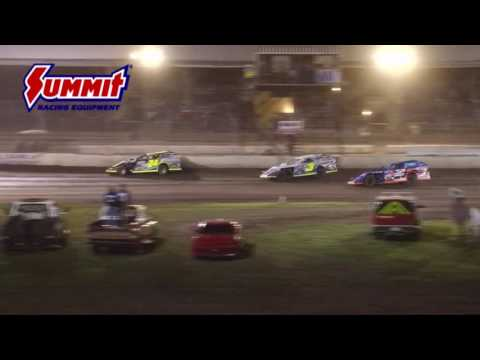 Summit Racing Equipment Modified Nationals #FALS June 24, 2017 | HIGHLIGHTS