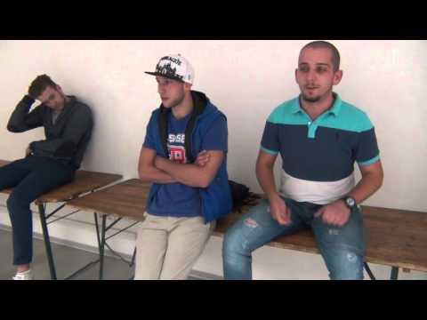 """Crnogorci pričaju viceve o Crnogorcima, priprema za šou """"Audicija"""""""