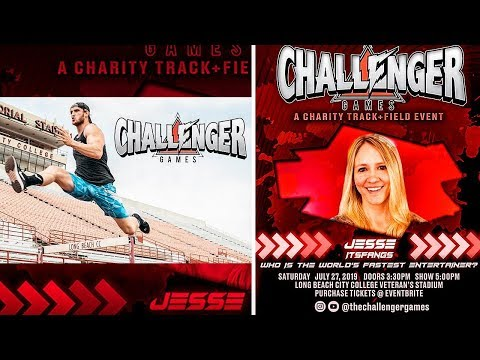 I WAS INVITED TO LOGAN PAUL'S CHALLENGER GAMES!!