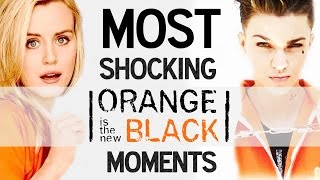10 Shocking 'Orange Is the New Black' Moments