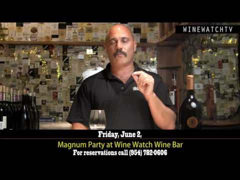 Magnum Party at Wine Watch Wine Bar - click image for video