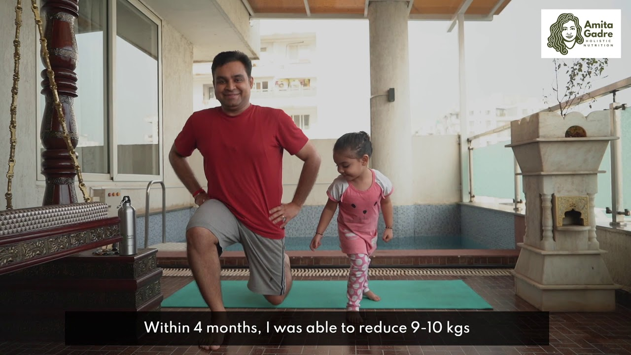 Abhishek got rid of years of chronic acidity. Watch the video to know more