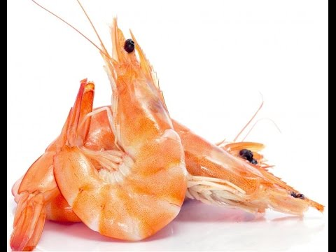 How to clean shrimp/prawns