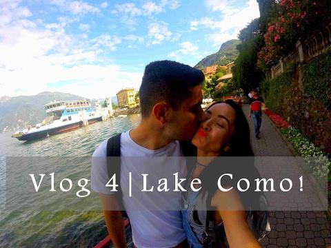 ITALY VLOG 4 | Seeing Cicadas at Lake Como!