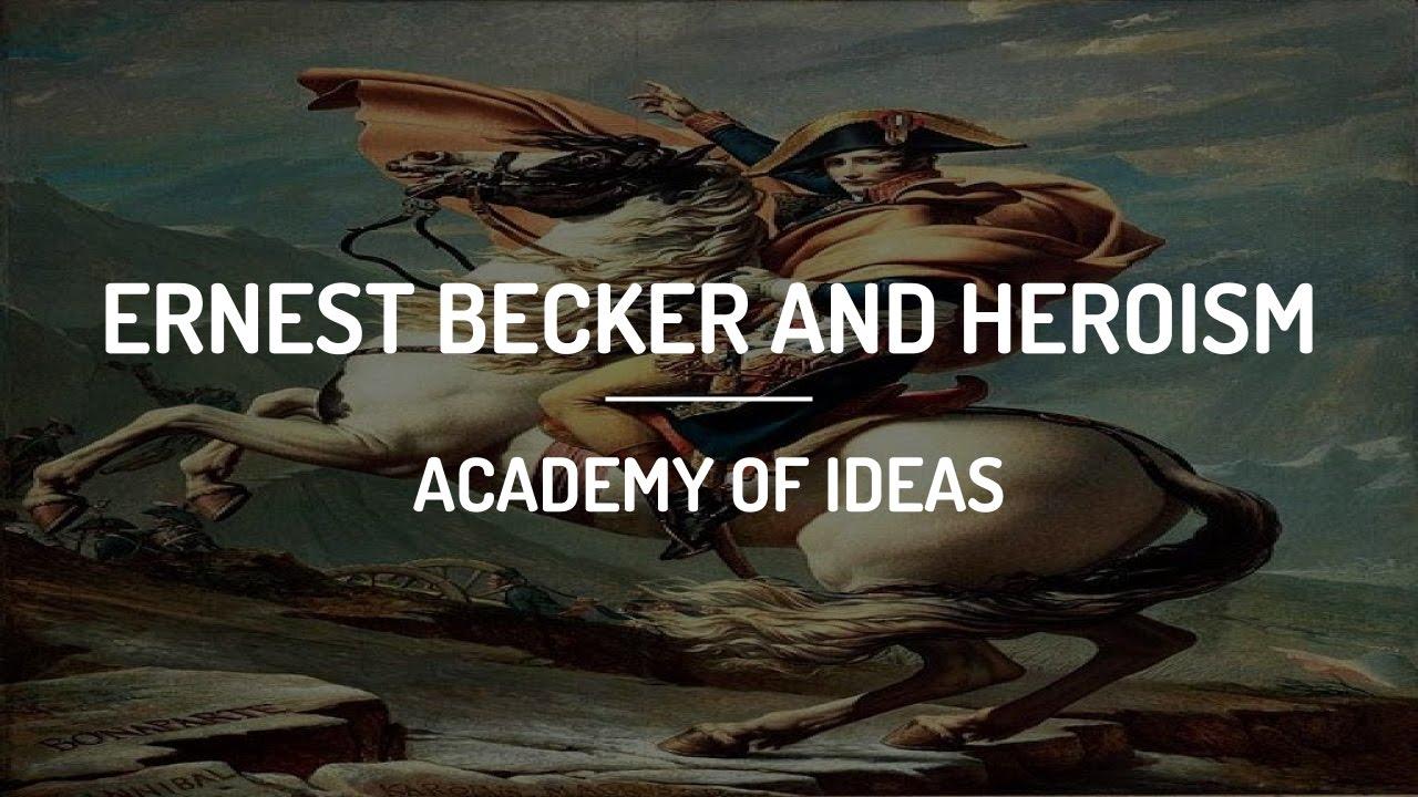 Download Ernest Becker and Heroism