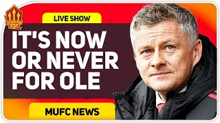 Solskjaer's Destiny Awaits! Man Utd News Now