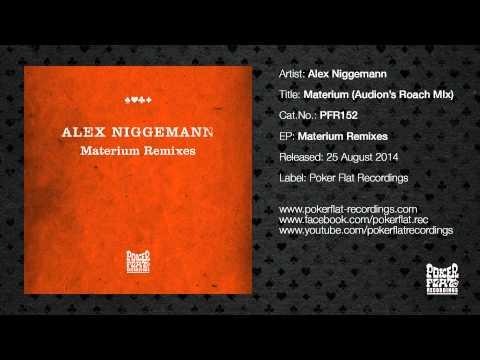 Alex Niggemann: Materium (Audion's Roach MIx)