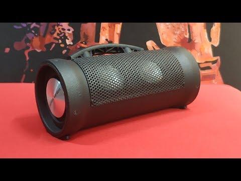 Беспроводная Bluetooth колонка, бумбокс своими руками из водопроводной  трубы