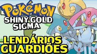 Pokémon Shiny Gold Sigma (Detonado - Parte 52) - Bug, Uxie, Mesprit e Azelf