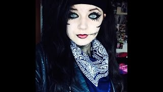 Andy Sixx/Biersack Make Up Tutorial