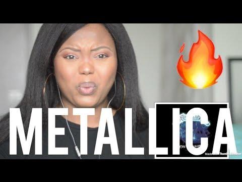 Metallica- Fade To Black REACTION!!🔥🔥🔥