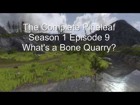 The Complete Pineleaf S4 Episode 9 What's a Bone Quarry?