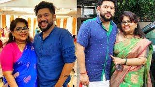 ബിഗ് ബോസ് രഘുവും കുടുംബവും  || RJ Raghu Family || Bigg Boss Malayalam