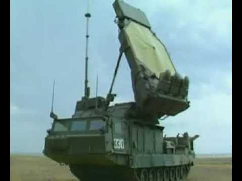 S-300 V Air Defence System - Military Video