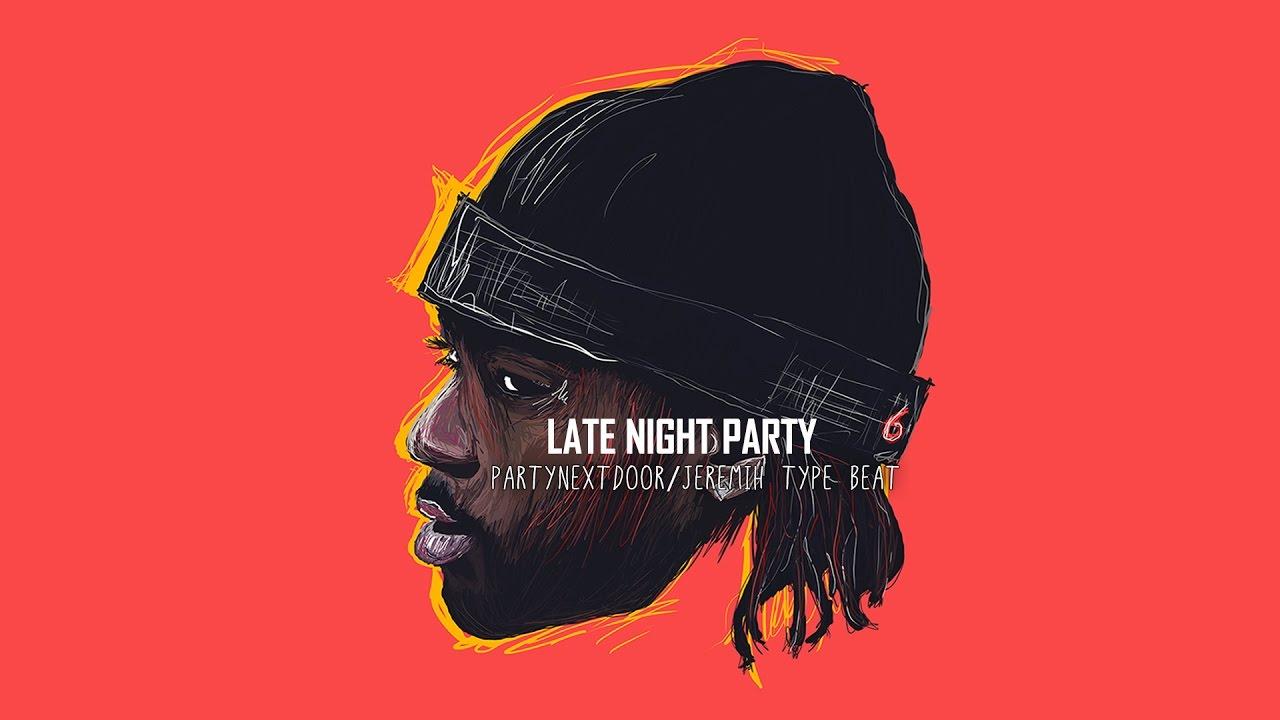 Jeremih late nights type beat