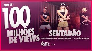 Sentadão  - Pedro Sampaio ft. Felipe Original & JS o Māo de Ouro | FitDance TV (Coreografia Oficial)