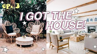 MOVE WITH ME ep.3 // I BOUGHT THE HOUSE!! how it went down!!