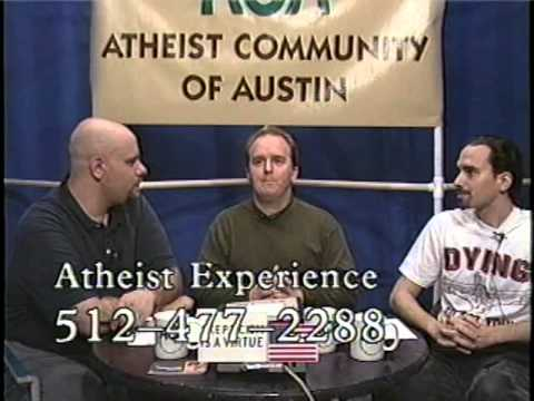"""Lost"" Atheist Experience #317 with Martin Wagner and Ashley Perrien from YouTube · Duration:  1 hour 29 minutes 32 seconds"