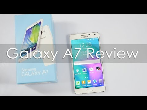 Samsung Galaxy A7 Full Review with Pros & Cons