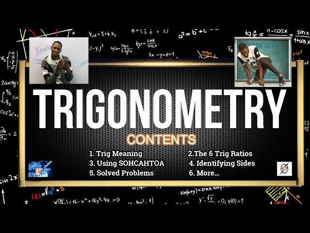 Trigonometry Explanations & Calculations | Mathematics