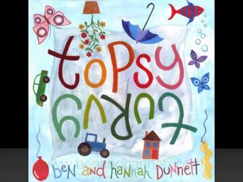 Kids Music - Easy Peasy by Ben and Hannah Dunnett