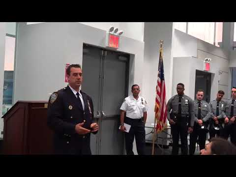 NYPD 62nd Precinct Community Council 5/15/2018