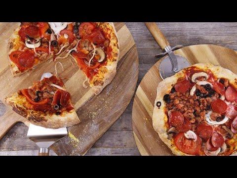 Audrey Johns' Supreme Pizza