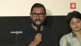Dangal Movie Song Launch Event | Aamir Khan | Latest Bollywood News | Celebrity News | Namaste