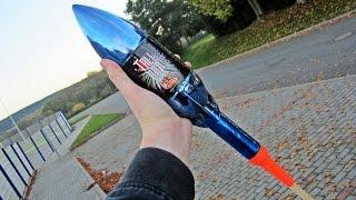 RIESEN RAKETE AUS TSCHECHIEN » Taliban Rocket Klasek