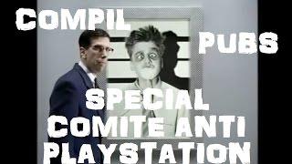 Compil Pubs: Comité Anti Playstation - CAP