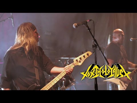 Toxic Holocaust Live at Reggies 9-8-2017