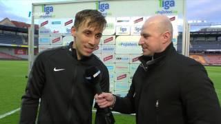 Sparta - Plzeň 2:0 rozhovor Josef Šural