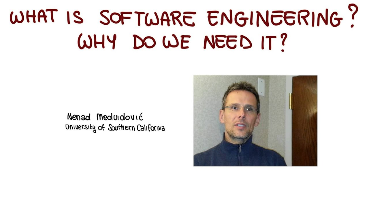 the important of software engineering 1 process models in software engineering walt scacchi, institute for software research, university of california, irvine february.