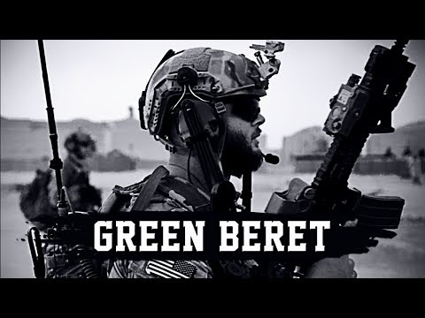 U.S. ARMY SPECIAL FORCES - GREEN BERET (2019)