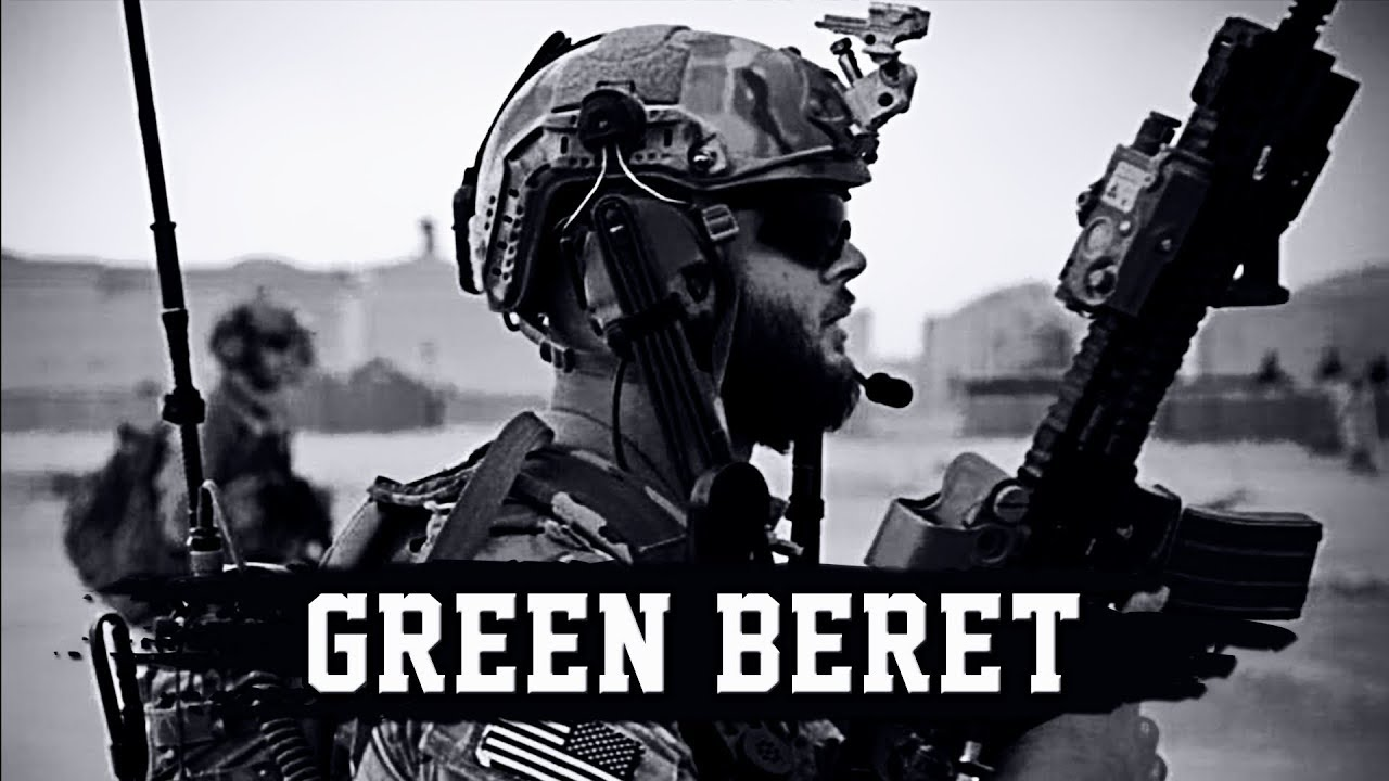 U.S. ARMY SPECIAL FORCES - GREEN BERET