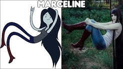 Adventure Time Characters In Real Life