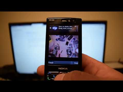 How to watch YouTube on Nokia N95 8Gb. Other method.