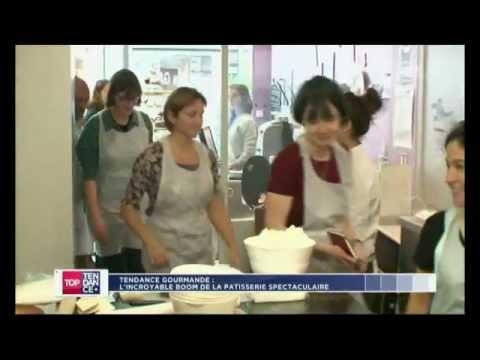 cours de pâtisserie et top tendance l'atelier des gâteaux