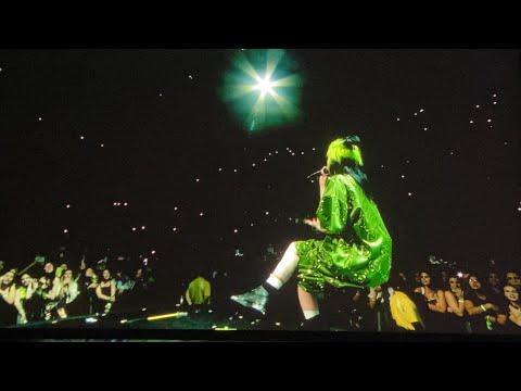 Billie Eilish - No Time to Die - Live - Where Do We Go? World Tour Miami, Florida March 9, 2020