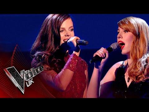 Sarah Morgan vs. Ruth Lockwood - 'Young and Beautiful': The Battles | The Voice UK 2017