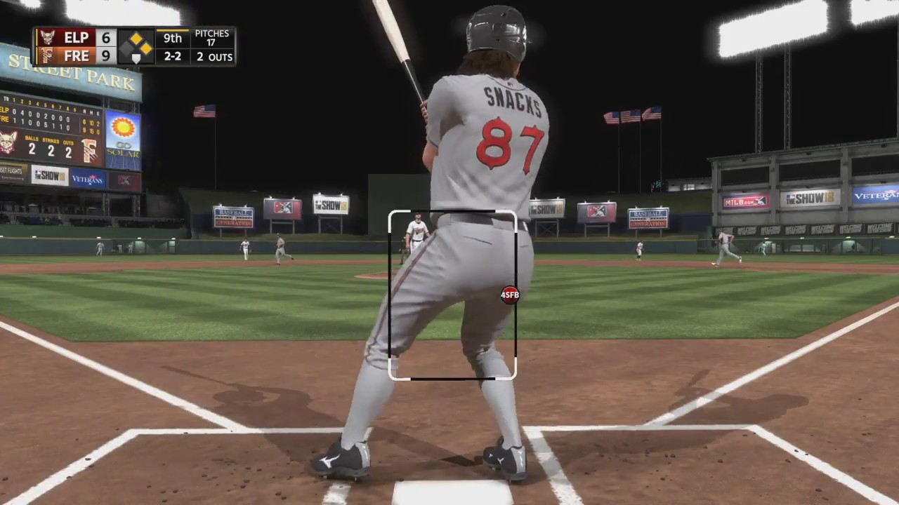 Rtts 18 This Pitcher Is Slider Happy Mlb The Show 18 My Player