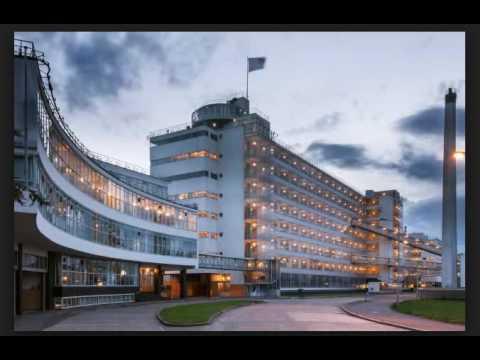 Van Nelle Factory, Rotterdam, Netherlands