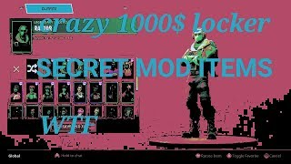 FORTNITE MY 10000 $ LOCKER + HOW TO GET EVERY ITEM ABSOLUTELY FOR FREE 100% NOT CLICKBAIT