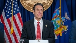 Live: New York Governor Cuomo Holds Coronavirus Briefing | NBC News
