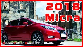 2018 Nissan Micra N-Connecta First Impressions & Test Drive