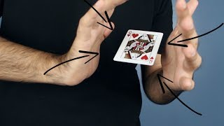 How To Make A Playing Card Levitate! | Loops Tutorial #1