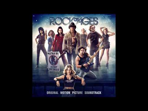 rock of ages- can't fight this feeling (russell brand and alec baldwin)