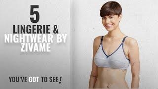 Top 10 Zivame Lingerie & Nightwear [2018]: Rosaline by Zivame Women